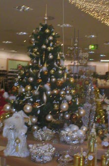 Pictures Of Nicely Decorated Christmas Trees